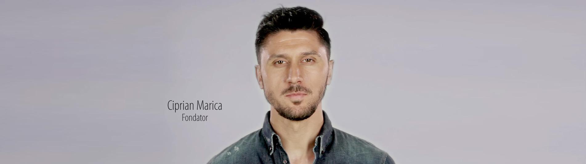 Ciprian Marica Foundation presentation clip