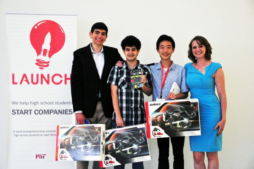 Câștigătorii de la MIT Launch