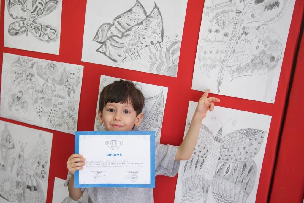 Cursant Desen Și Pictură