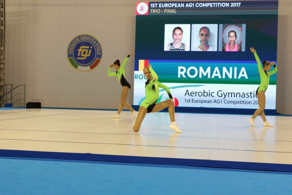 Miruna Iordache, Catinca Geamănu și Claudia Gheorghe